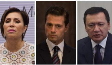 Robles ya no protegerá a Peña y Osorio Chong