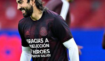 Rodolfo Pizarro prefiere a Martino que a Osorio al frente del Tri