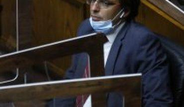 """Round con Montes y acusado de """"micromachismo"""": el lunes para el olvido del director de Presupuesto en el Congreso"""
