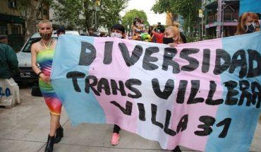 Se llevó a cabo la segunda Marcha del Orgullo LGBTIQ Trans Villera Plurinacional