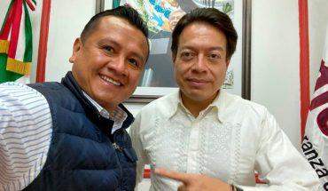Seré el próximo Gobernador de Michoacán: Torres Piña