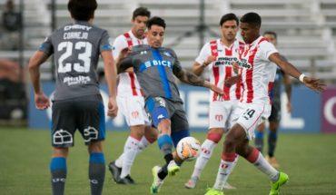 Sudamericana: la UC venció a River de Uruguay y da el primer golpe en octavos