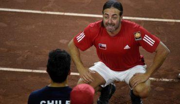 Tenis: Chile visitará a Eslovaquía por Copa Davis en marzo de 2021
