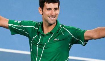 Títulos de Novak Djokovic desde que inició en el tenis