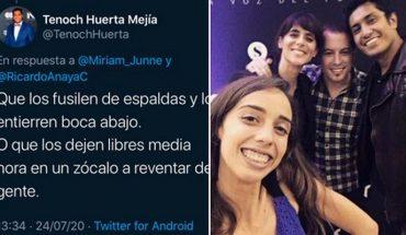 Usuarios piden a Disney cancelar la convocatoria del actor mexicano Tenoch Huerta en Black Panther 2