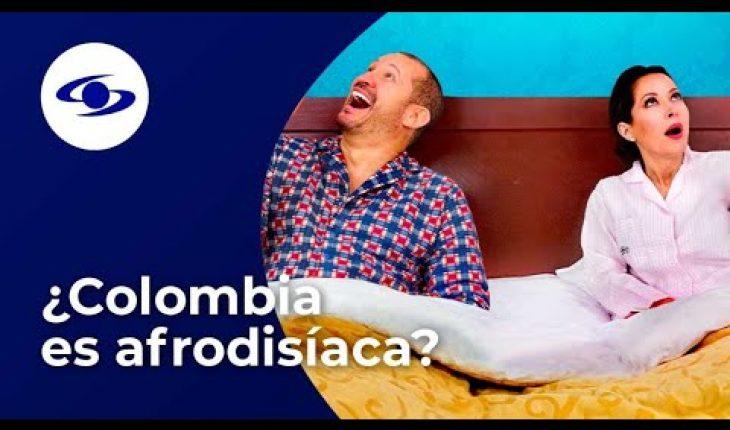 ¿Colombia es afrodisíaca?: Flavia y el Flaco Solórzano responden