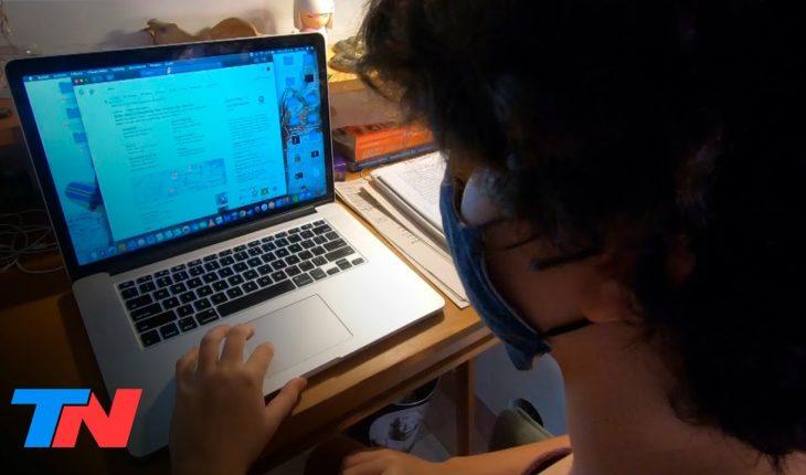 CHICOS ANTI ZOOM | Más de la mitad de los alumnos no prende la cámara en las clases virtuales