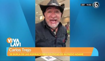 Carlos Trejo se burla otra vez de Alfredo Adame | Vivalavi