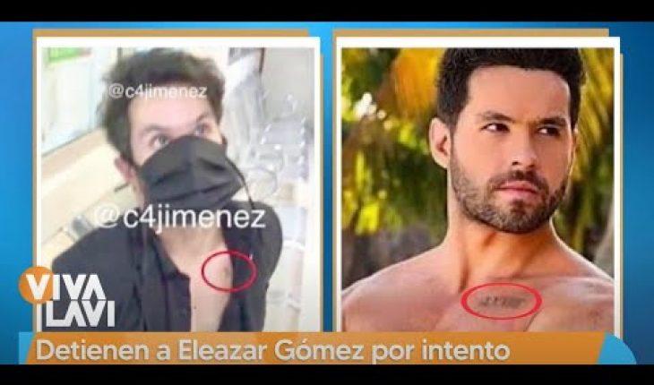 Eleazar Gómez amenaza a Ángel Castro | Vivalavi
