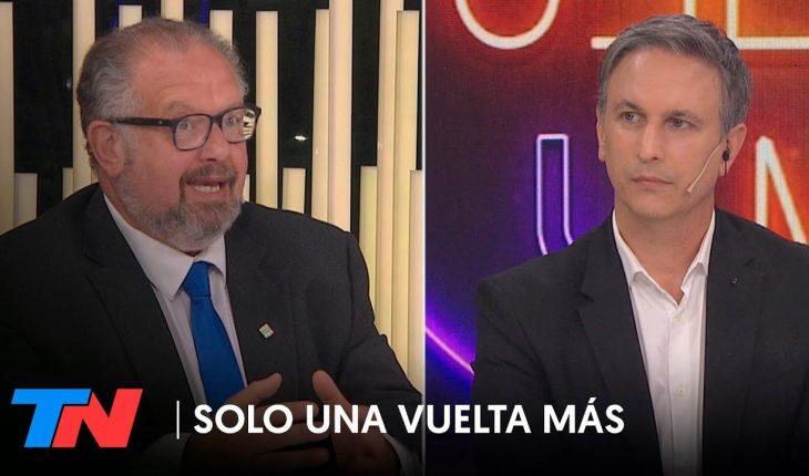 """Gustavo Zorzoli: """"Más de un millón y medio de chicos dejaron el colegio este año"""""""