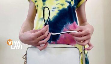 Haz más corta la correa de tu bolsa | Vivalavi