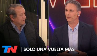 """Héctor """"Toty"""" Flores: """"Las bandas que participan de las tomas están dirigidas por el narcotráfico"""""""