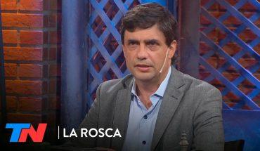 """Hernán Lacunza: """"En este momento no hay que crear ningún impuesto"""""""