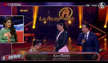 Kim Flores no esperaba propuesta de matrimonio | SNSerio