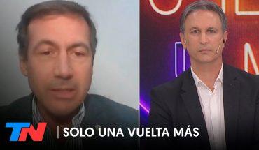"""Luis Naidenoff: """"El Gobierno le soltó la mano a la Constitución"""""""
