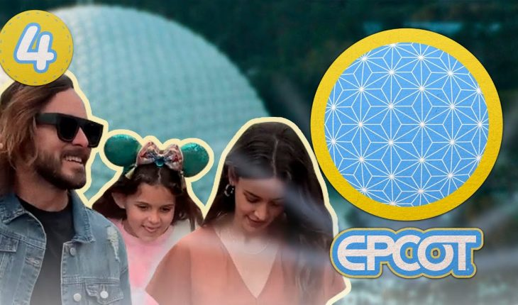 Maleja Restrepo y su familia descubrieron un mundo de diversión en Epcot de Disney World
