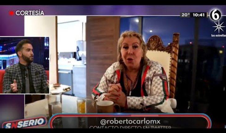 Roberto Carlo sufrió por pérdida de Magda Rodríguez   SNSerio
