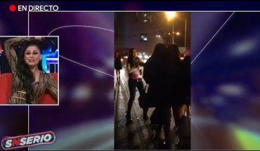 Ruby explica pelea callejera con chicas de Es Show | SNSerio