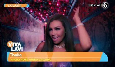 Thalía está más 'empoderada' que nunca | Vivalavi