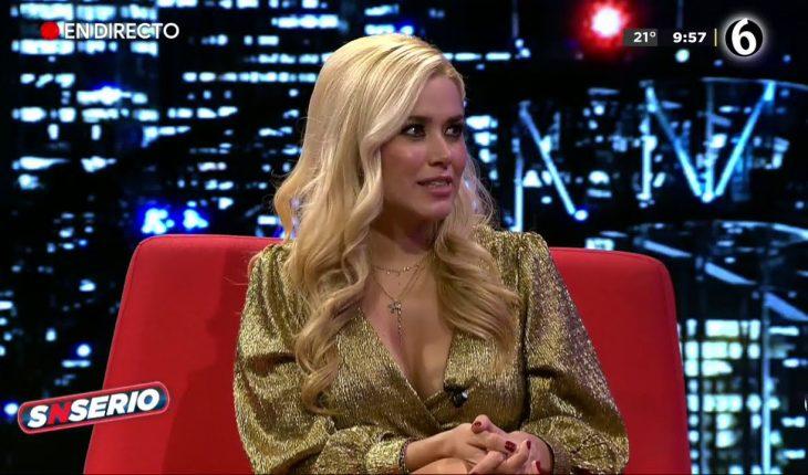 Yulianna Peniche opina sobre Eleazar Gómez | SNSerio