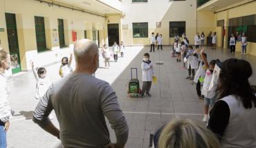 Vuelta a clases en Ciudad: desde el lunes las escuelas podrán presentar propuestas de revinculación