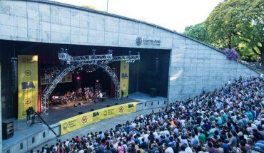 Vuelven los recitales al aire libre en la Ciudad de Buenos Aires