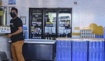 prohíben venta de alcohol en ocho alcaldías