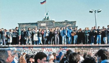 31th birthday of the fall of the Berlin Wall