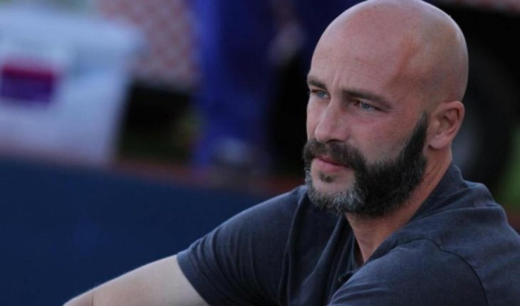 After Maradona's death, Sebastián Méndez resigned as DT of Gymnastics