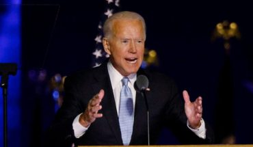 Alberto Fernandez contacted Joe Biden, President-elect of the United States