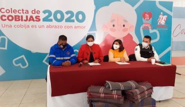 Blanket donation campaign to reach 100 Morelia communities