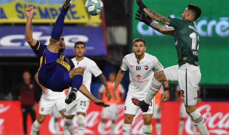 Boca-Newell's for the Professional League Cup: Xeneize triumphed against the Rosarino team