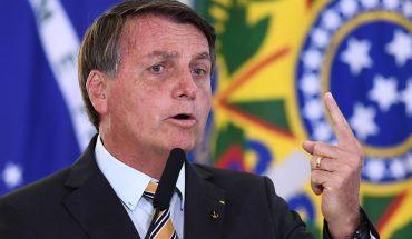 Bolsonaro before COVID in Brazil