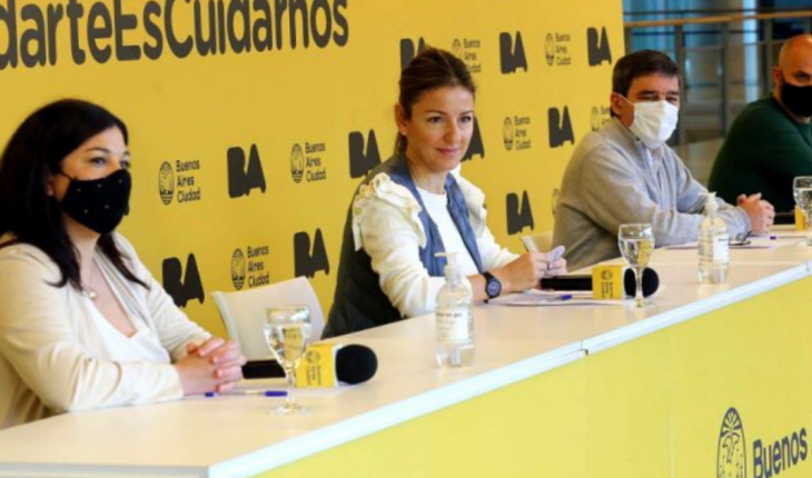 Buenos Aires prepares return to face-to-face classes for February