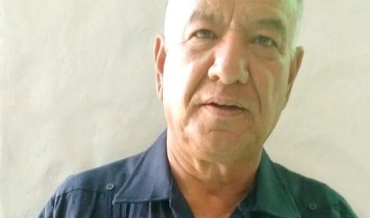 Carlos Ramirez aspires to apply for mayor of El Fuerte