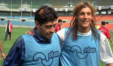 """Claudio Paul Caniggia to Maradona: """"I am devastated; He was my brother of the soul"""""""