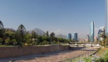 Clean Urban Mapocho: 10 years after successful water decontamination project