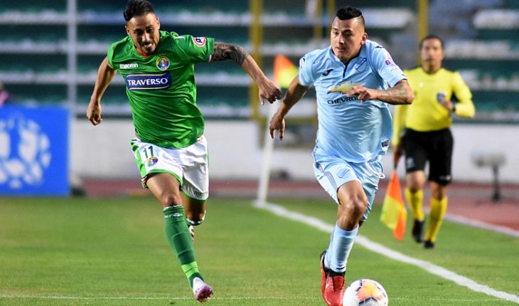 Copa Sudamericana: Audax succumbed to Bolivar in La Paz and is eliminated