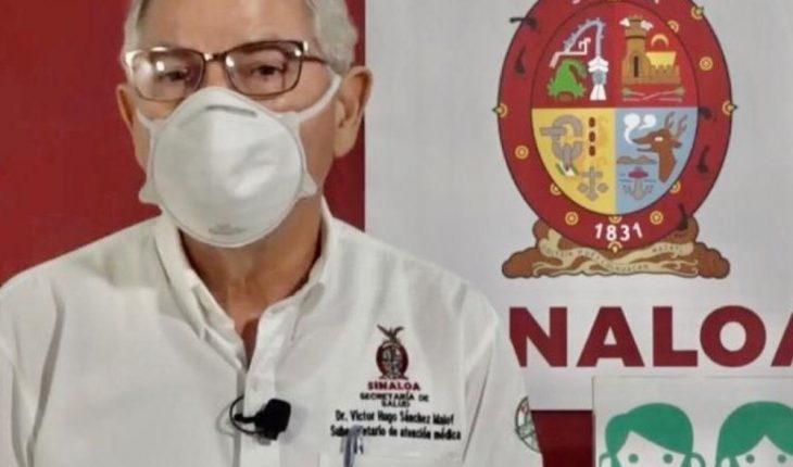 Covid-19 contagions in Sinaloa, today, November 18