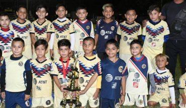 Deportivo Charly-Eagle wins Copa de Futbol in Los Mochis