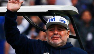 Diego Maradona died at age 60