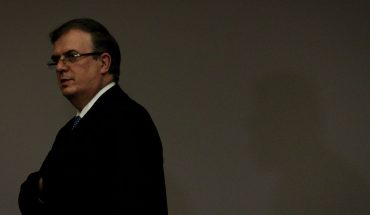 Ebrard offers indegatory 'at the height of Mexico's prestige' for Cienfuegos