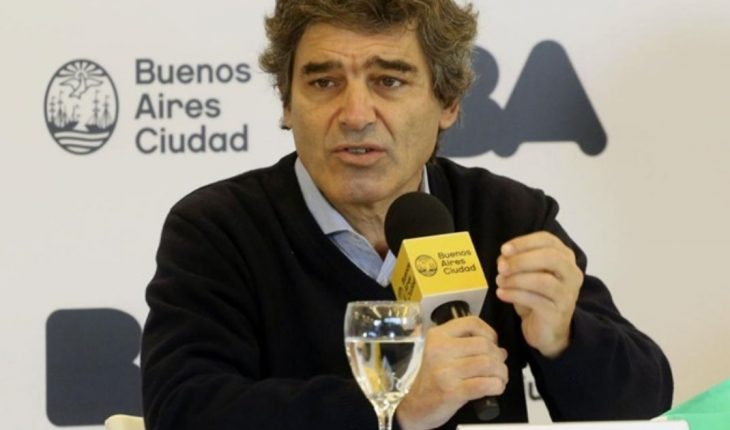Fernán Quirós talked about Argentina's outlook and the Pfizer vaccine