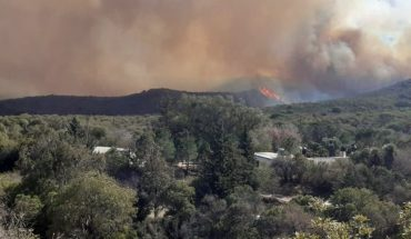 Fires continue in Jujuy, Cordoba, La Pampa and Corrientes