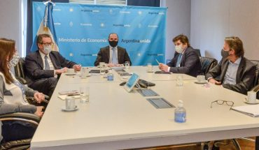 "Following IMF visit, Guzman said plan ""should be drawn up by us"""