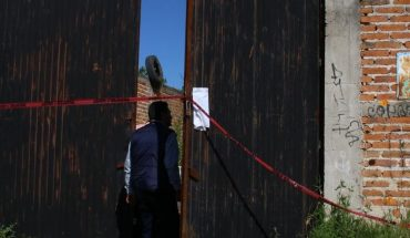 Fosa de El Salto is the largest in Jalisco so far
