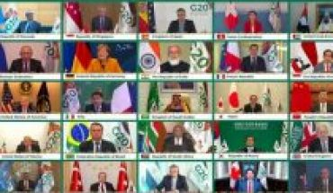"""G20 promises to fight for universal """"affordable and equitable access"""" to COVID-19 vaccines"""