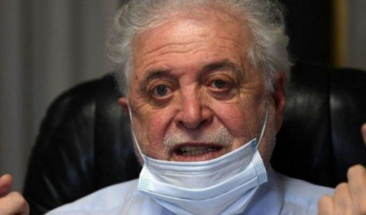Ginés Gonzáles García secured the vaccine for the first days of January