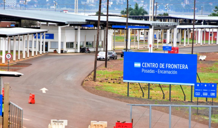 Investigate possible explosives trafficking from Paraguay border