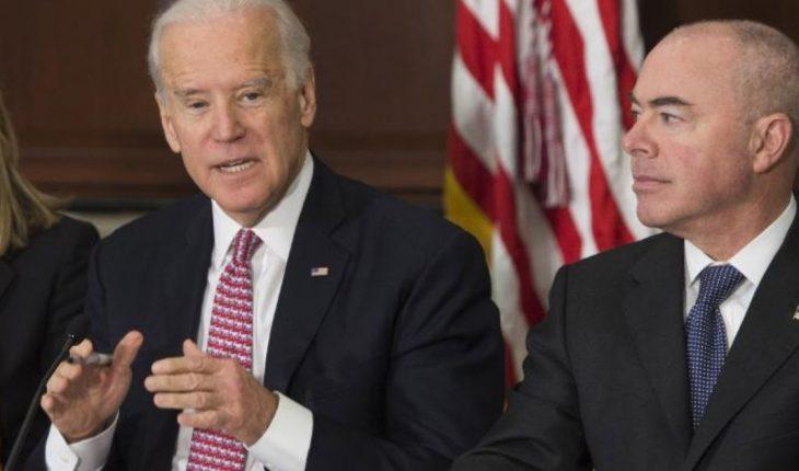 Joe Biden appointed a Latino as U.S. Homeland Security Secretary